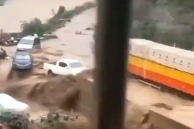 Severe flooding occurred in Zunyi, Guizhou province in southwestern China – Unbelievable Events (English)